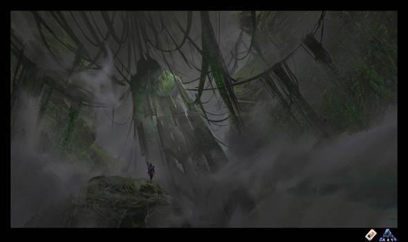 Ark: Fallen Obelisk 3 by SebastianKowoll
