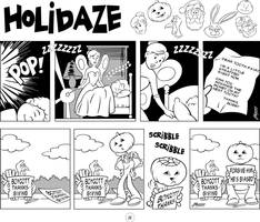 HOLIDAZE Page 11 by rampartpress