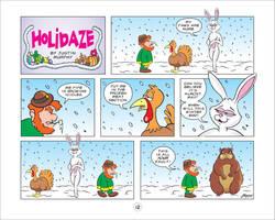 HOLIDAZE Page 12 by rampartpress