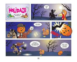 HOLIDAZE Page 20 by rampartpress
