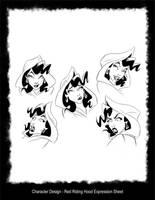 Expression Sheet by rampartpress