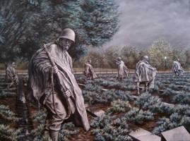 The Forgotten War by rampartpress