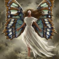 Butterfly People by rampartpress