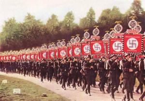 Deutschland erwache aus deinem bösen Traum! Gib fremden Juden in deinem  Reich nicht Raum! Wir wollen kämpfen für dein Auferstehn e5b76edbe7