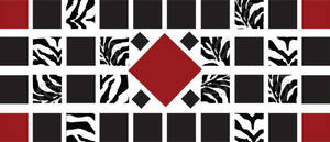 Coffe Table Tile Design by MeanBean06