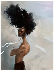 AFRO by ivelin