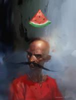 Watermelon by ivelin