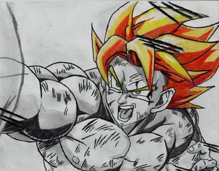 Son Goku by Johnx13