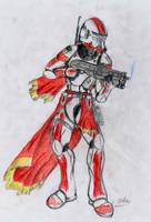 Clone Commando by Gelidien