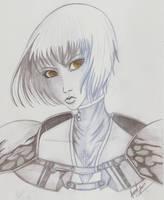Clare by venomf