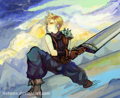 Cloud by hotame