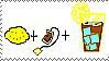 Lemon+Tea Stamp by Riverbird