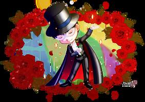 Tuxedo Mask by Lunalaef