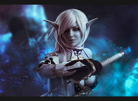 Dark Elf - Lineage 2 by RayneRg
