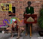 Organ Grinder's Monkey 2.0 by hypnovoyer
