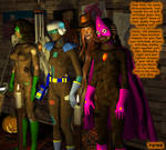 Valkyrie Squad: Thralls of the Poppet Queen by hypnovoyer