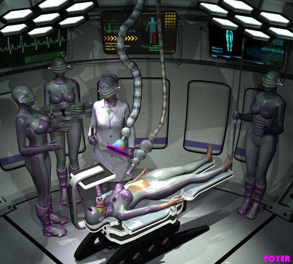 Robo Gal Processing by hypnovoyer