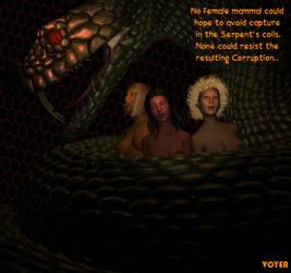 Serpent's Coils by hypnovoyer