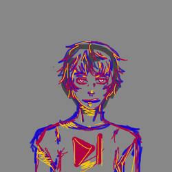Random guy by 00Koharu