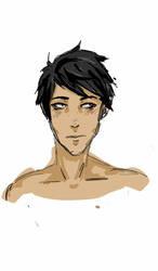 Sketchbook guy by 00Koharu