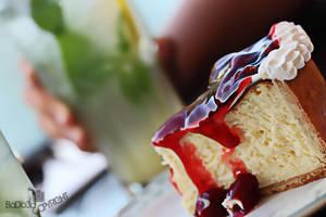 cheese cake by LoLaTi