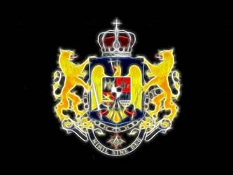 Kingdom of Romania CoA by Zaigwast