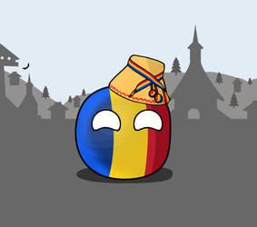 RomaniaBall by Zaigwast