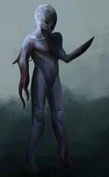 Necromorph by Luetche