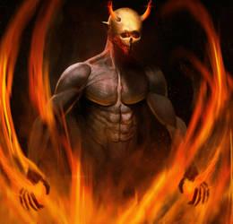 Pyromancer 2 by Luetche