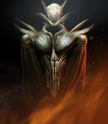 Dragon Knight by Luetche