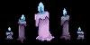 [F2U] Candles by Ghost-Echo