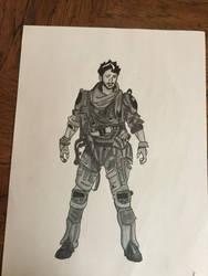 Titanfall 2 jack cooper by djakal12