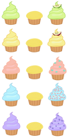 Cupcakes by ErisGrim