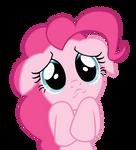 Sad Pinkie Pie by ErisGrim