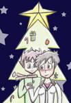 FernicoxAngel (Selras Christmas Contest) by TempestVortex