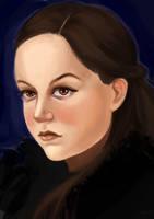 Lyanna Mormont by Hyanide