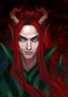 Valen Shadowbreath by Hyanide