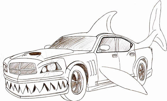 Jaws is Back, With a New Look by Kamotsu-Freight