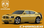 Beenana Dodge Charger by Kamotsu-Freight