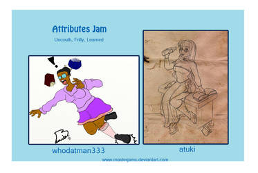 .o Attributes Jam o. by Atuki