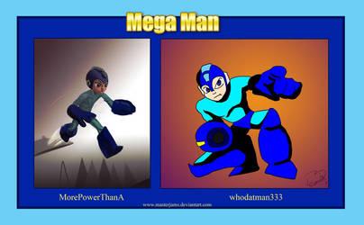 .o Mega Man o. by Atuki