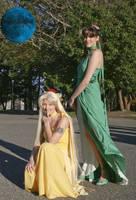 Princesses of Scion by falcona