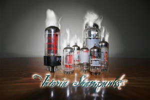 Victoria Steampunks by falcona
