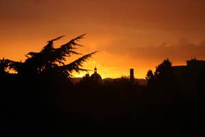 Legislative Sunset by falcona