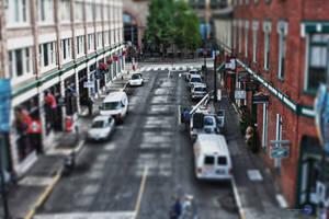 Tilt Broad St. by falcona