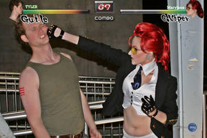 Crimson Viper Wins by falcona