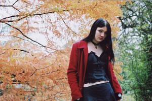 Rowen Red Jacket by falcona