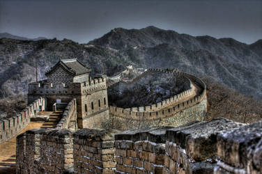 Great Wall of China by TheCrossdresser