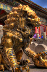 Guardian of the Forbidden City by TheCrossdresser