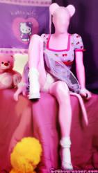 Hello Kitty by TheCrossdresser